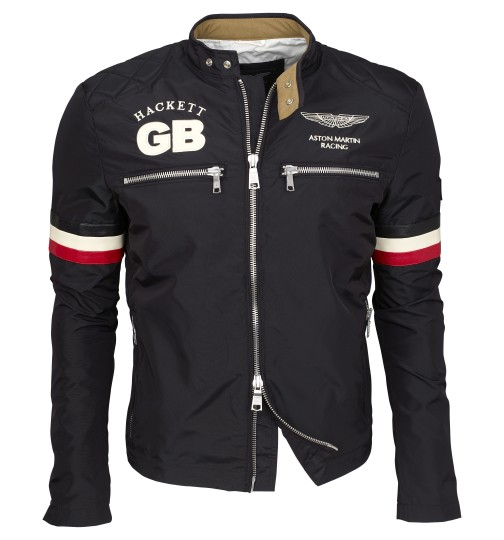aston martin racing feltham jacket by hackett a serious. Black Bedroom Furniture Sets. Home Design Ideas