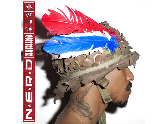 Nerd-nothing-album-cover