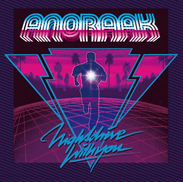 Anoraak nightdrive cover