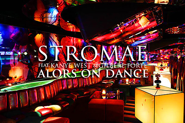 Music-Stromae-Feat.-Kanye-West-Gilbere-Forte-Alors-on-Danse