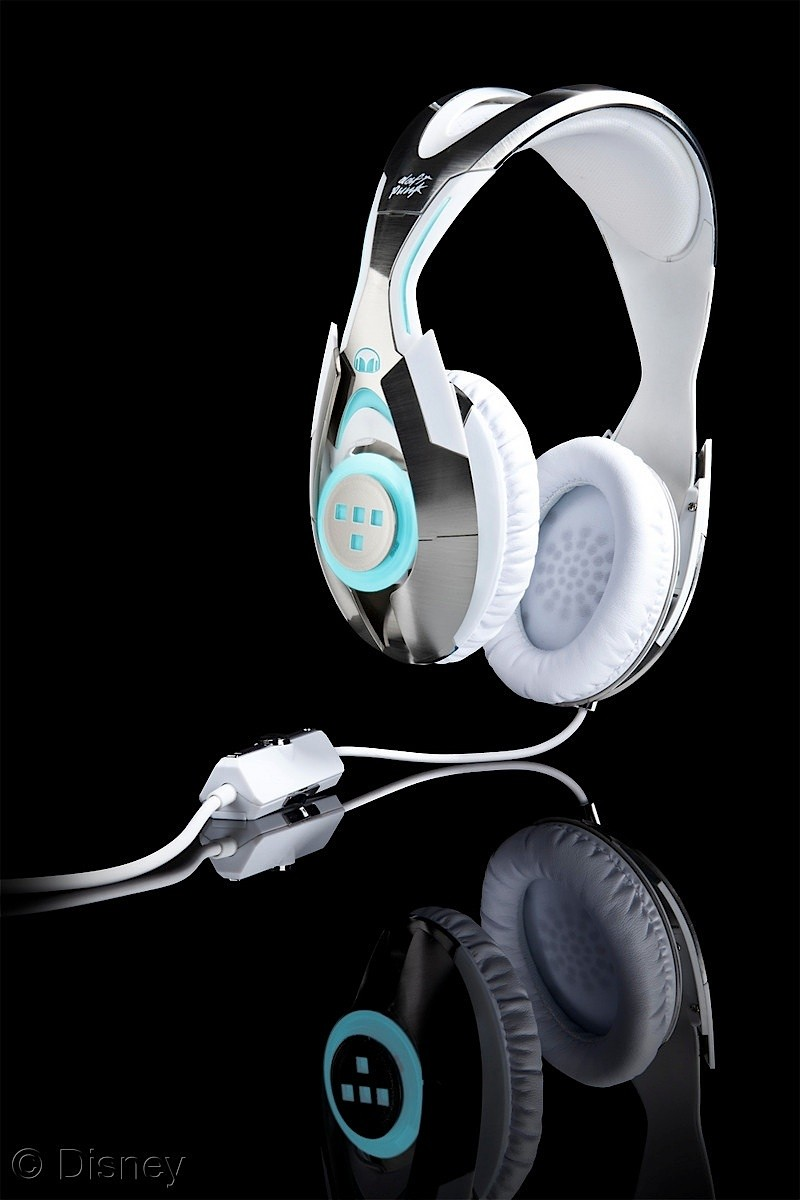 Tron Legacy Monster Headphones3